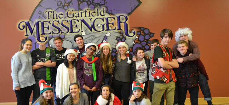 The student news source of Garfield High School