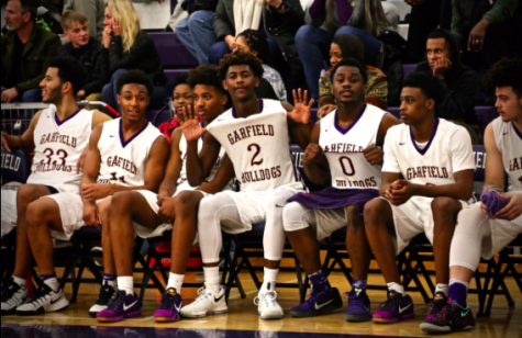 RECAP: Nathan Hale v. Garfield Basketball