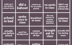 Online School Bingo