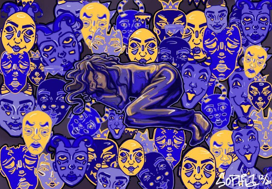 Art by Sophia Chrysanthakopoulos