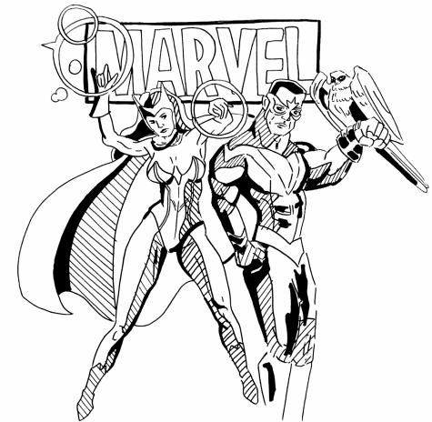 New Marvel Universe