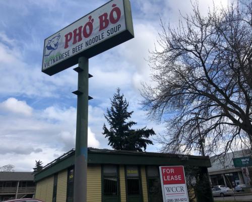 Pho Bo Restaurant 4732 Rainier Ave S