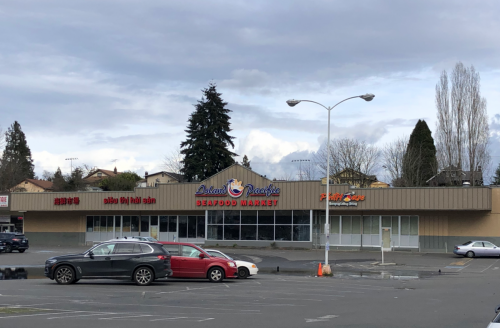 Island Pacific Seafood Market (Permanently closed) - 6040 Martin Luther King Jr Way S